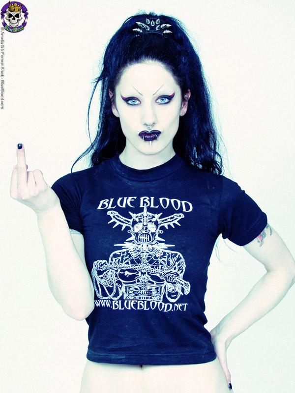 Blue Blood BlueBlooddotcom Features